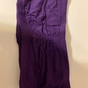 bandeau purple